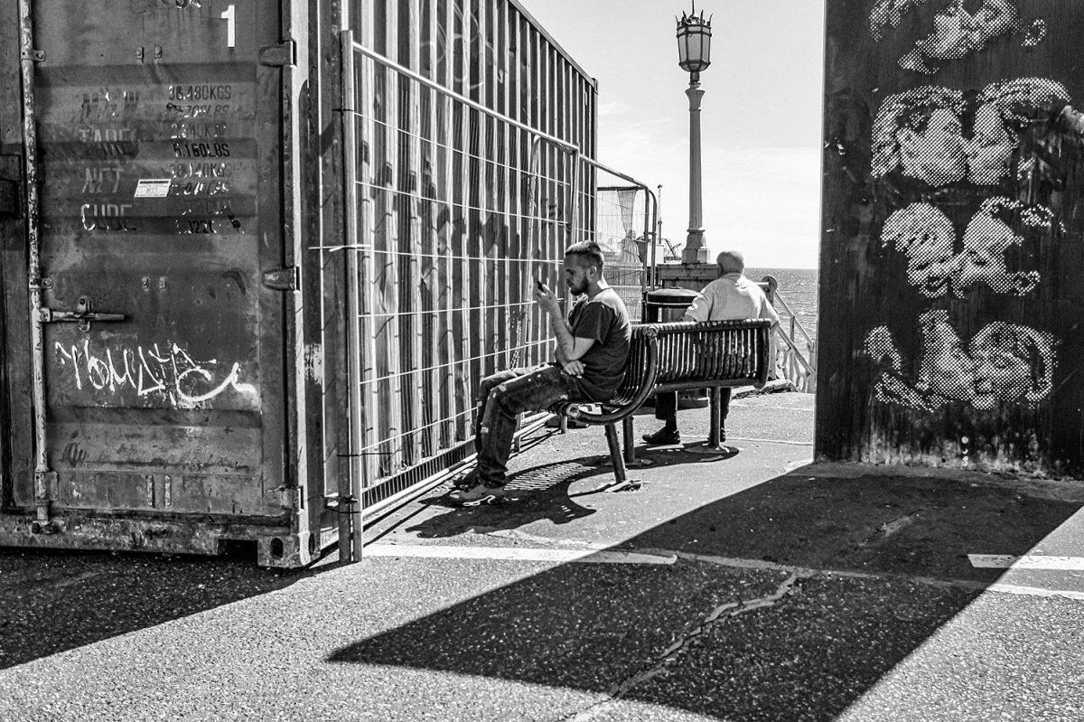 HARRASTAJA: Kimmo Virta: Valokuvia elämän jäljistä ihmisissä ja kaupungissa