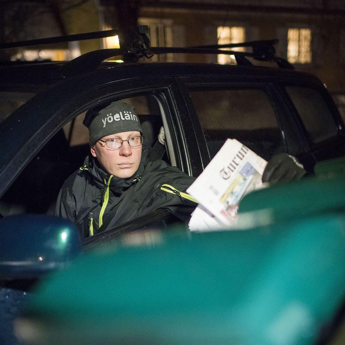 """AMMATTILAINEN: Teppo Puolakka: """"Kahdessa työssä tavoite auttaa jaksamaan"""""""