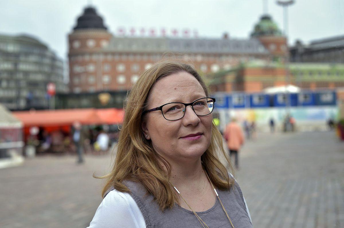 OIVALTAJA: Sanomatalon edunvalvoja lähtee syksyllä Murikkaan