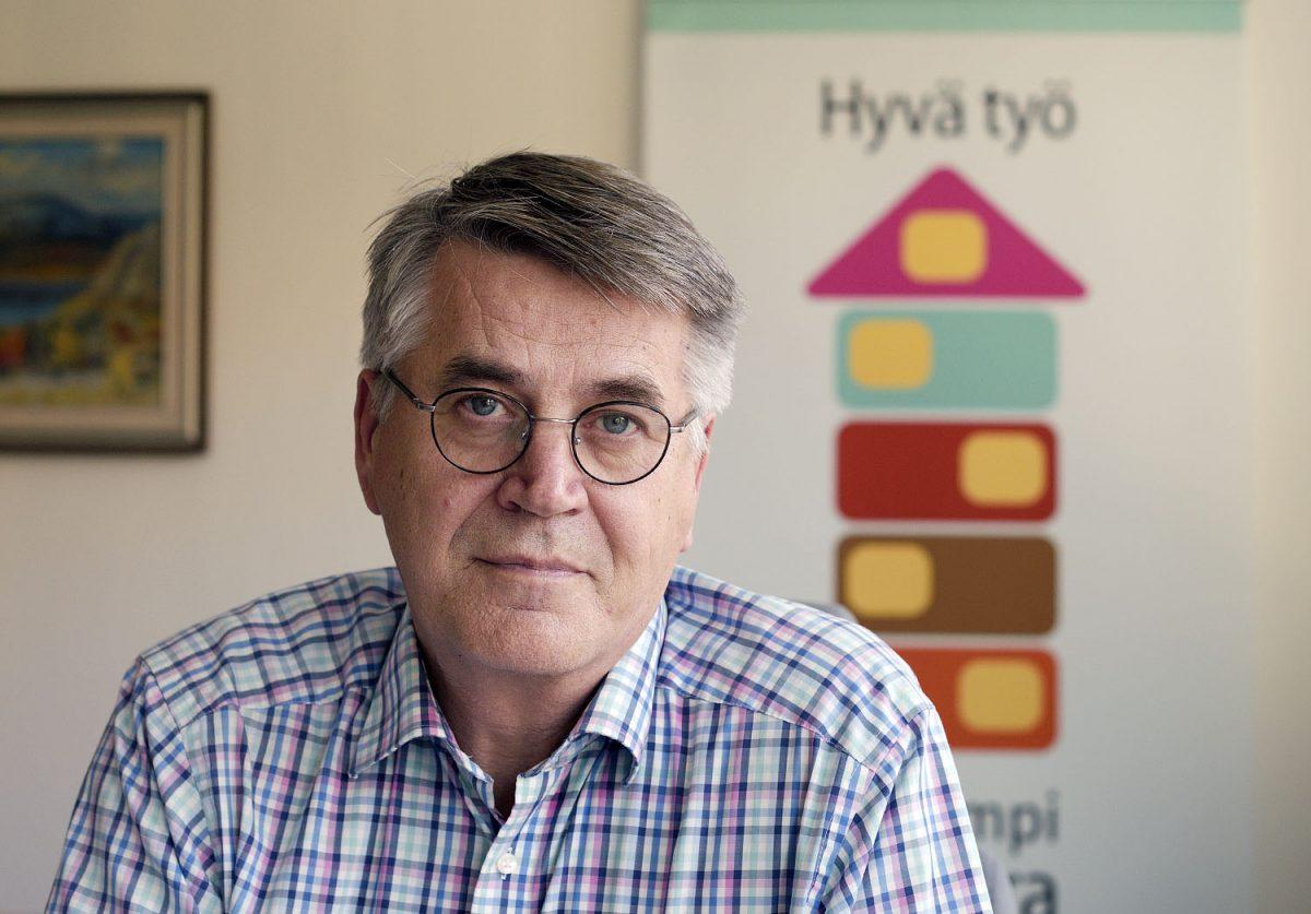 Juha Pesola: Työn epävarmuus heijastuu työntekijän terveyteen