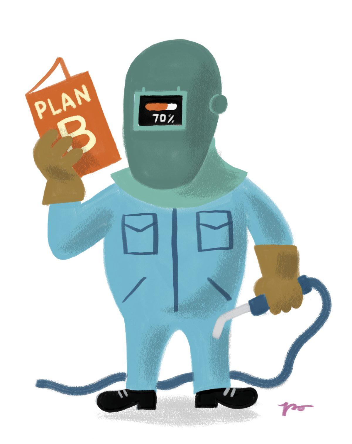 TYÖYMPÄRISTÖ: Työpaikan suunnitelmat kuntoon