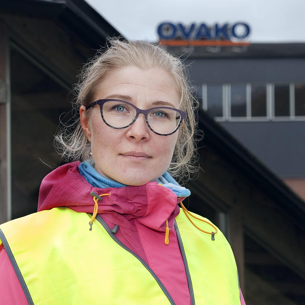 """Imatran terästehtaan Niina Malm: """"Sipilä haluaa kahdet työmarkkinat"""""""