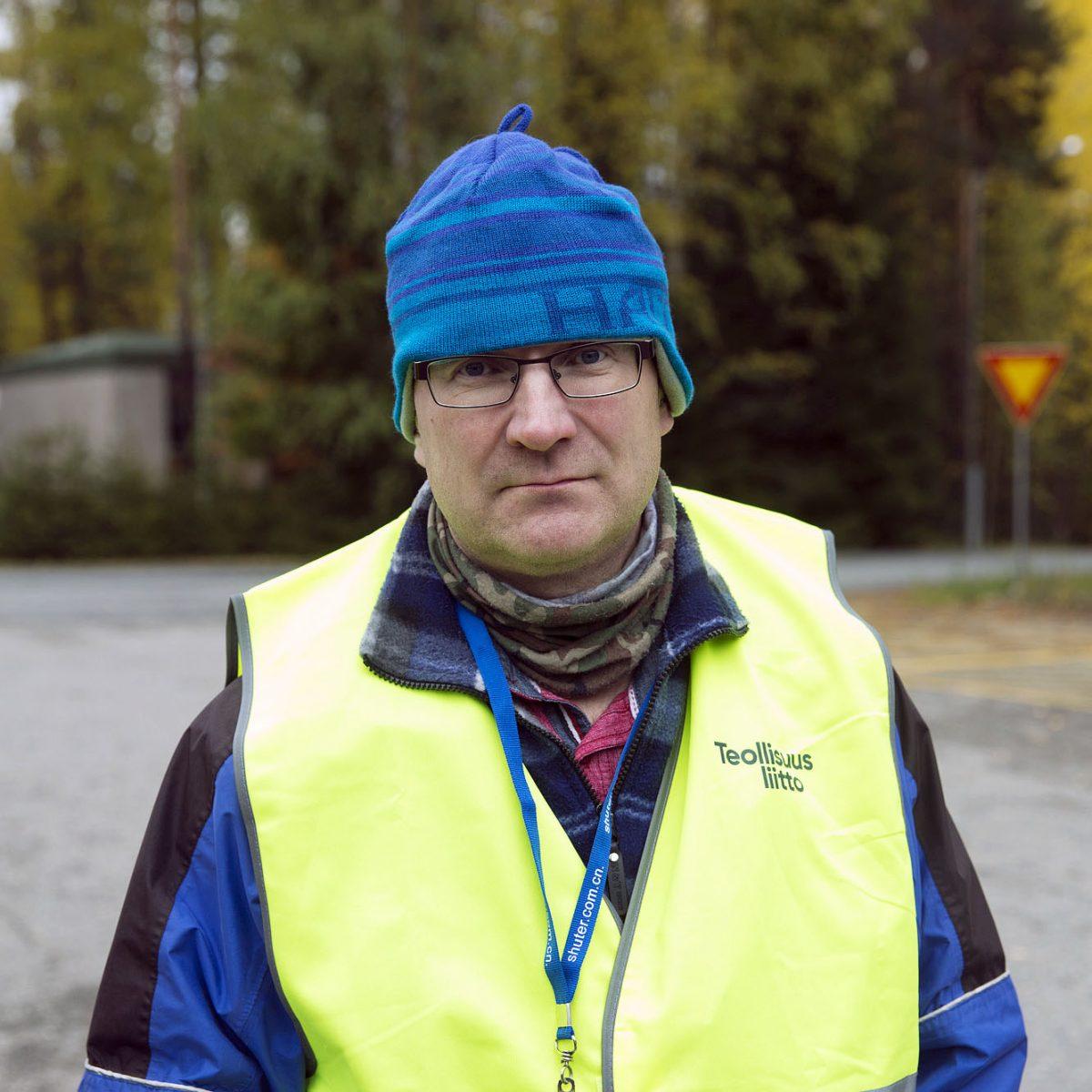 """Joensuun Exelin Marko Kemppainen: """"Ay-liike on vahvistunut"""""""