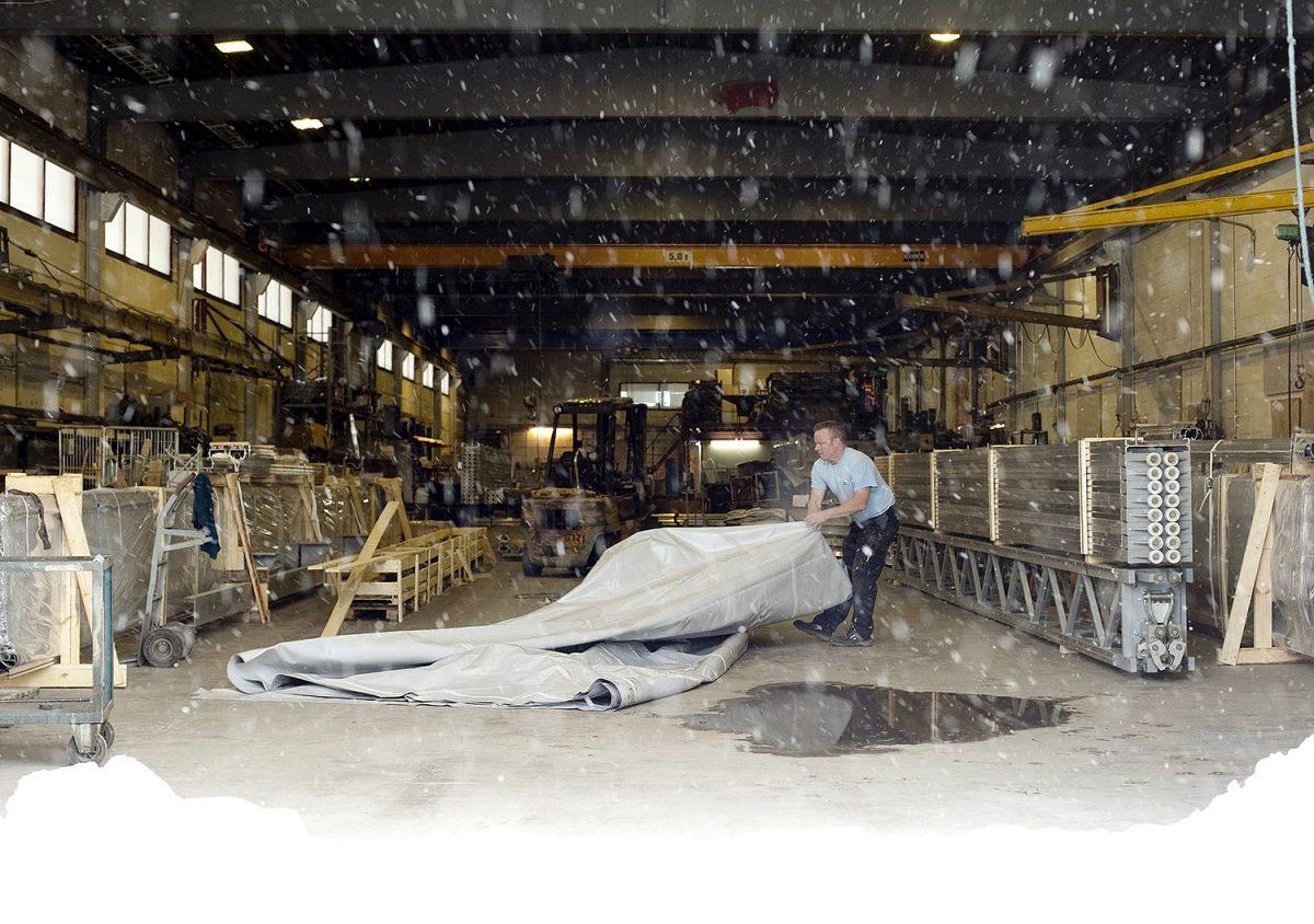 TYÖYMPÄRISTÖ: Rajankäyntiä kylmyydestä – pitäisikö työehtosopimuksessa olla pakkasraja?