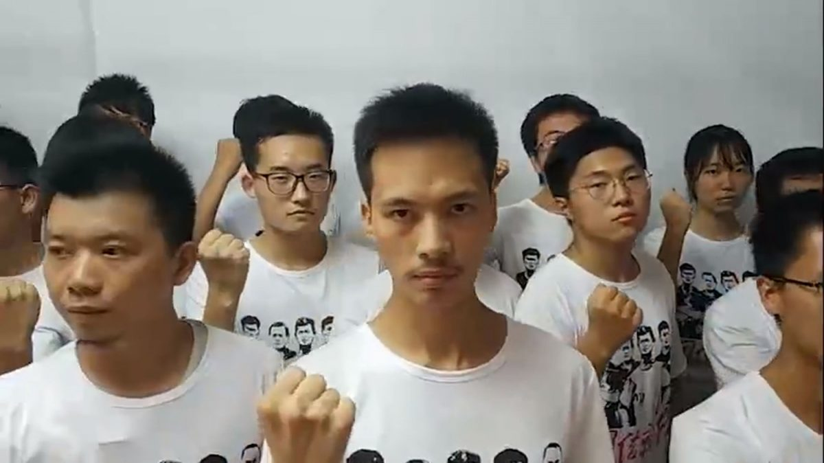 MAAILMA: Marxilaiset Kiinan hallituksen kauhuna – valveutuneet opiskelijat työläisten tukena