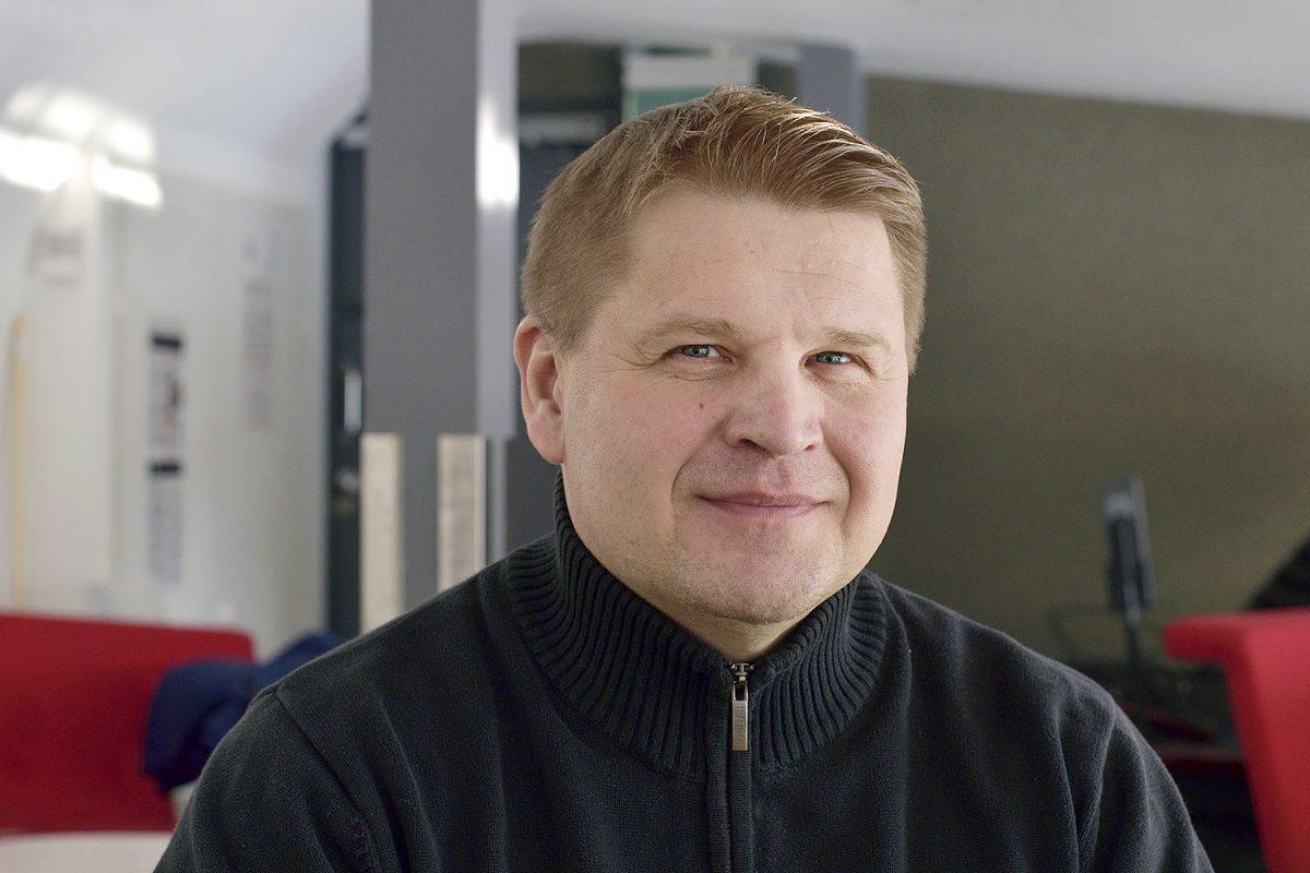 Juha Sutinen: Pipo päähän pakkasella