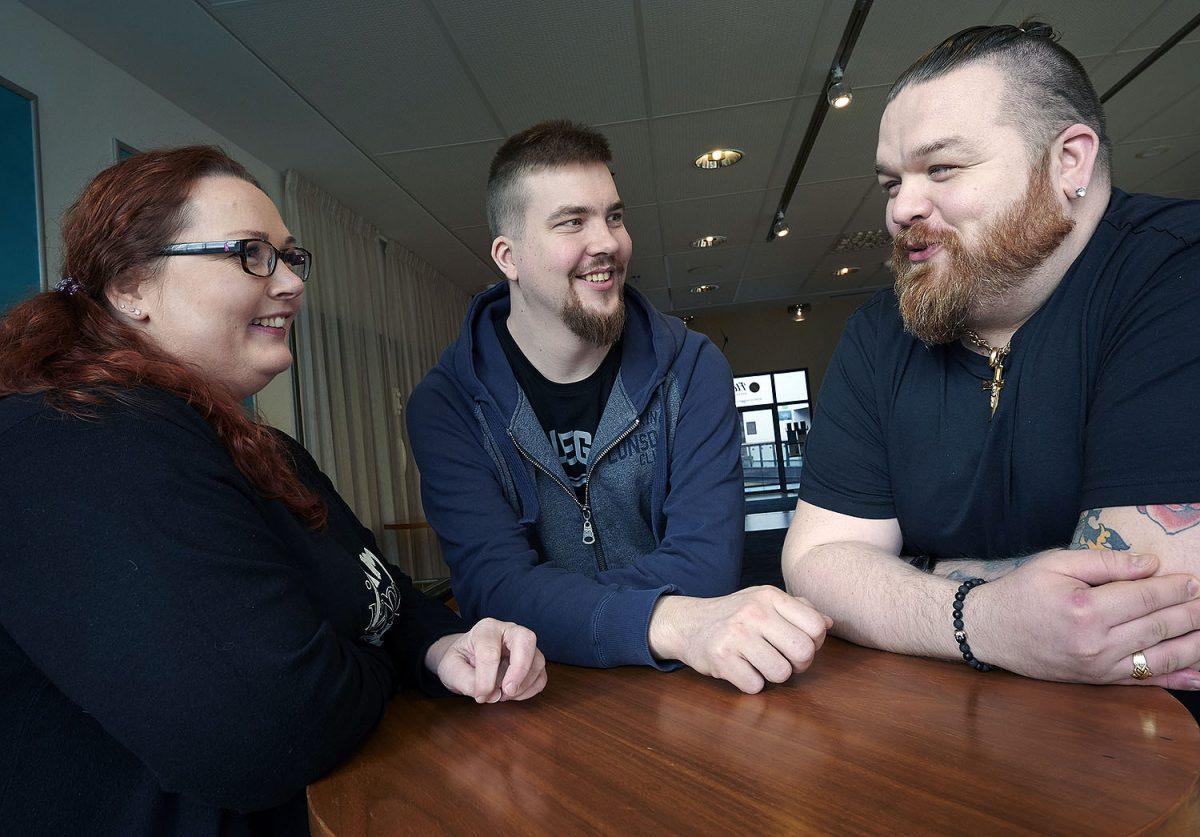 Verkostoitumiskurssi Vantaalla: Uusia ideoita ammattiosaston toimintaan