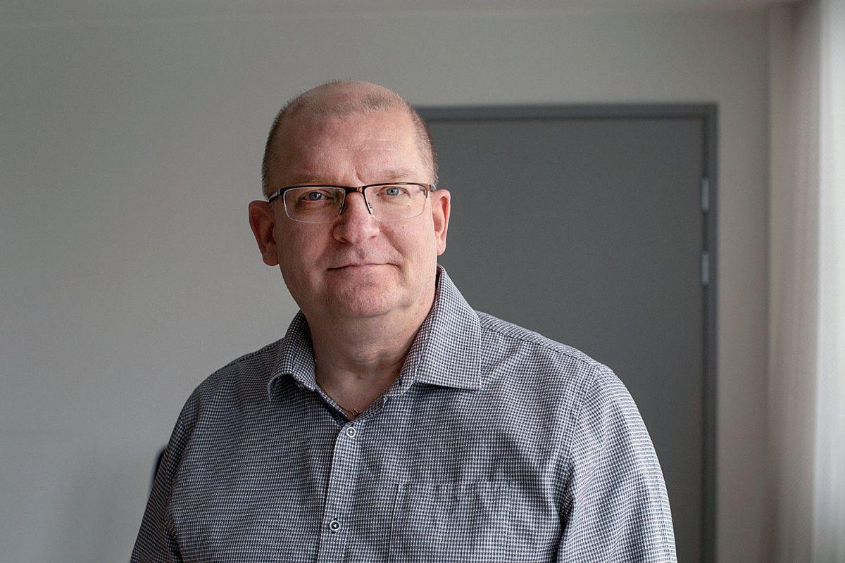 Riku Aalto: Tillsammans klarar vi coronakrisen