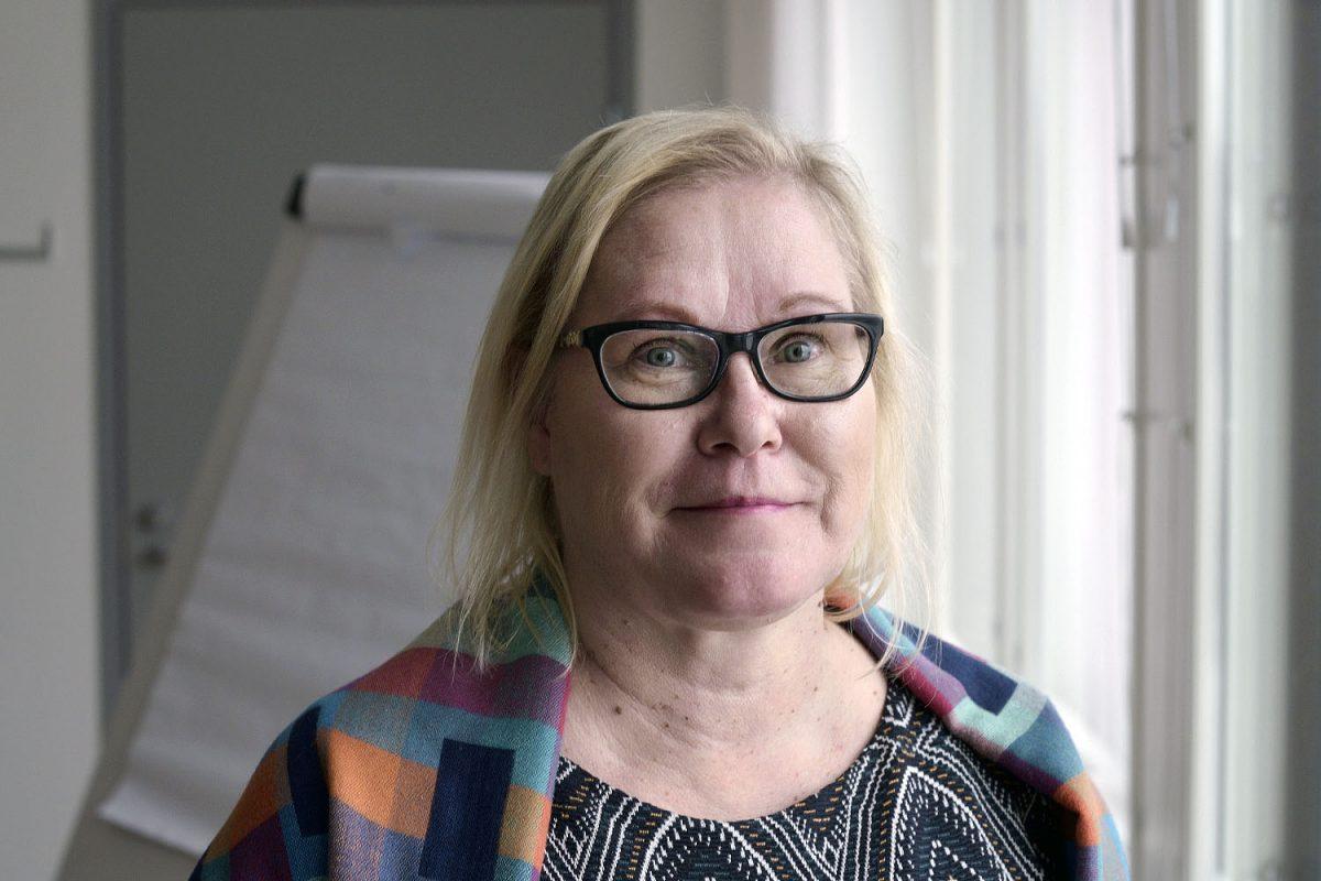 Pirjo Rosqvist: Suomalaisia teollisuustuotteita pukinkonttiin