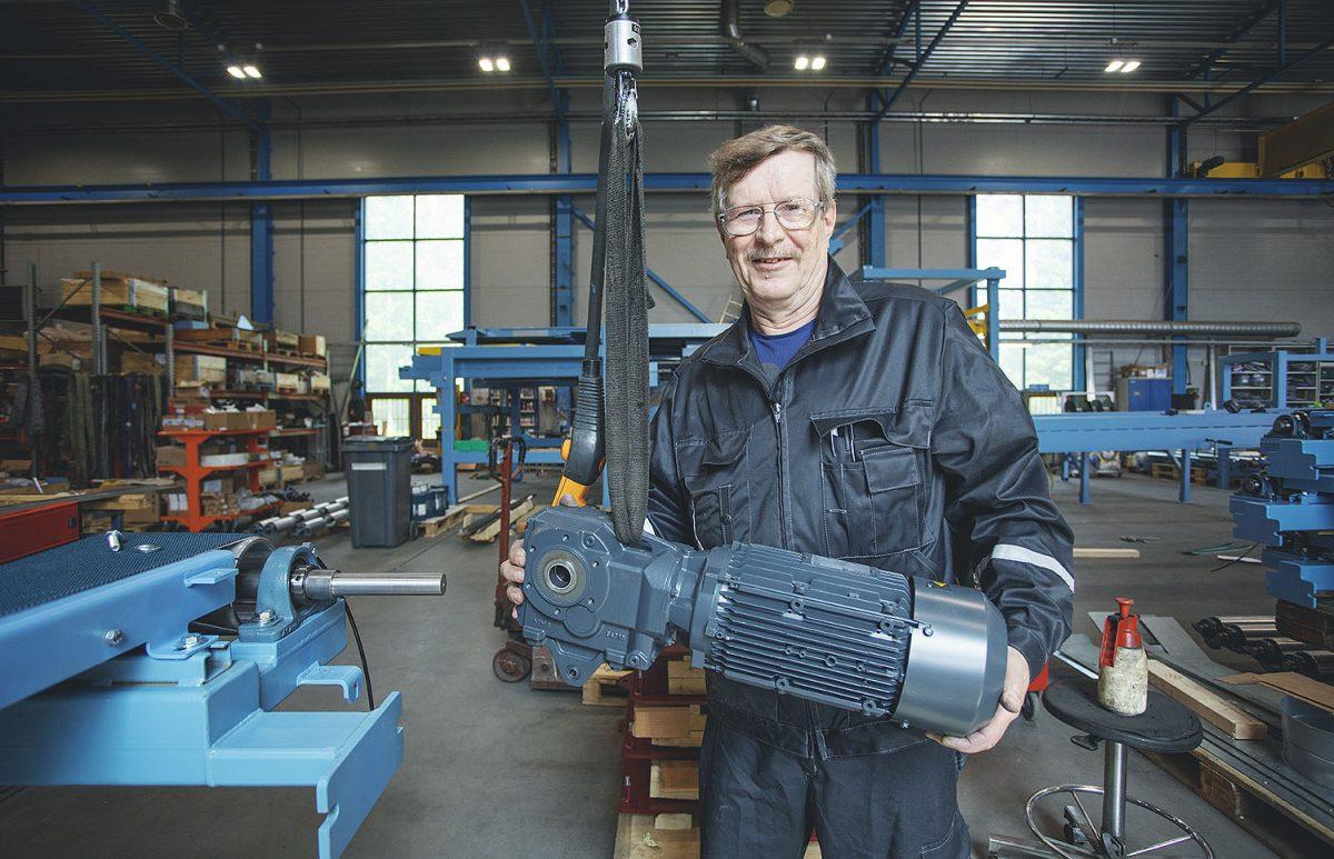 """KOKIJA: Pentti Sihvonen jatkaa töitä eläke-ikäisenä: """"Teen palkkatyötä ilman paineita"""""""