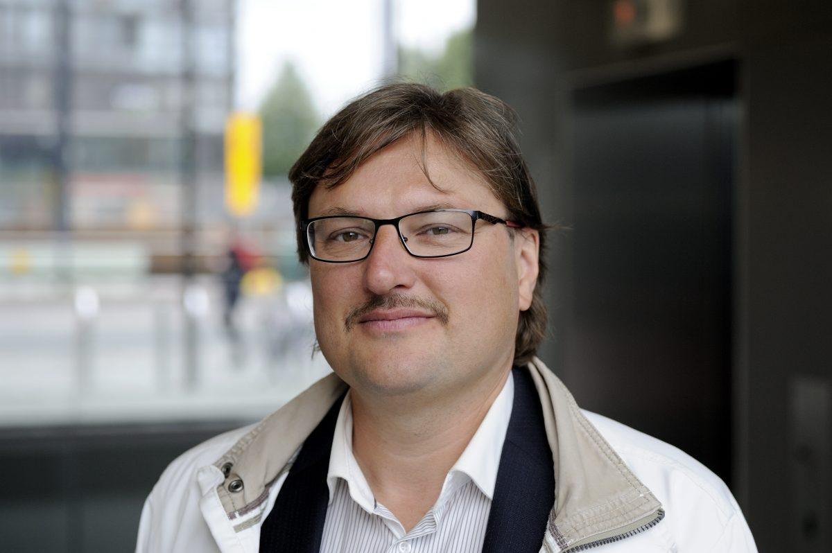 """CORONAKRISEN Industrifackets specialforskare Timo Eklund: """"Allt beror på hur vi sköter epidemin"""""""
