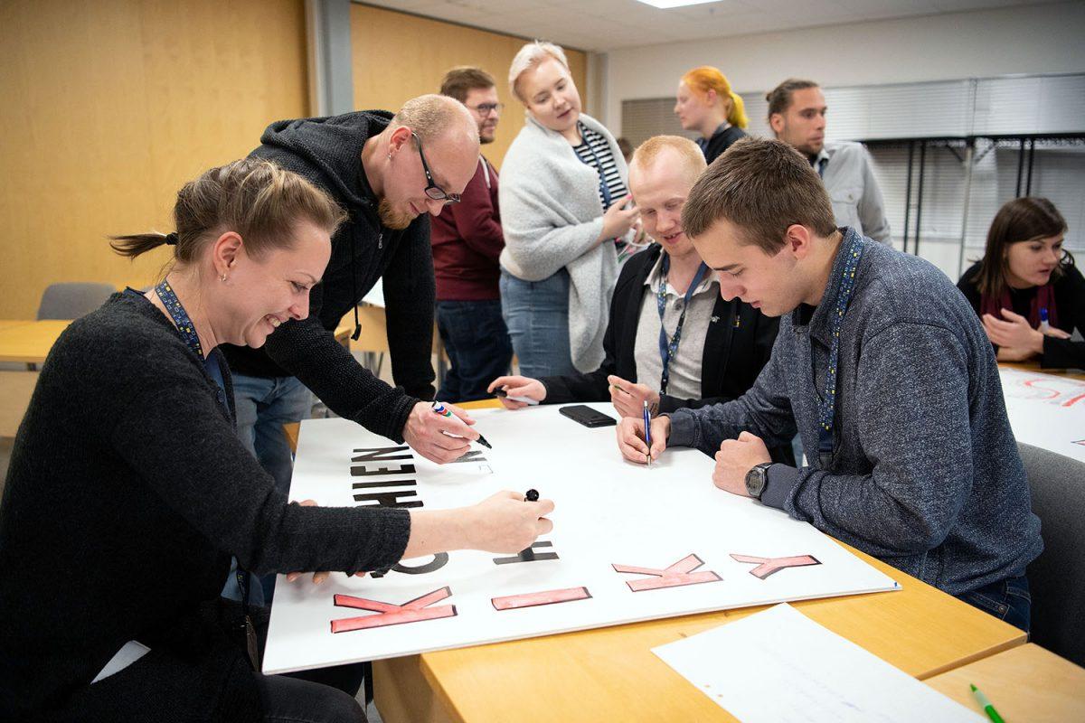 Teollisuusnuorten päivät Murikassa: Ei enää kikyä!