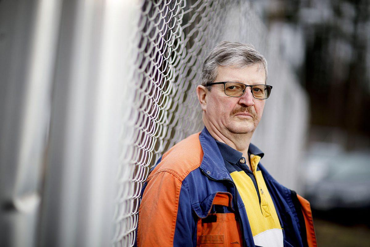 """LAKKO 9.–11.12.: Jyväskylän Maintpartnerin pääluottamusmies Kimmo Sandelin: """"Olemme tarpeeksi tehneet ilmaista työtä"""""""