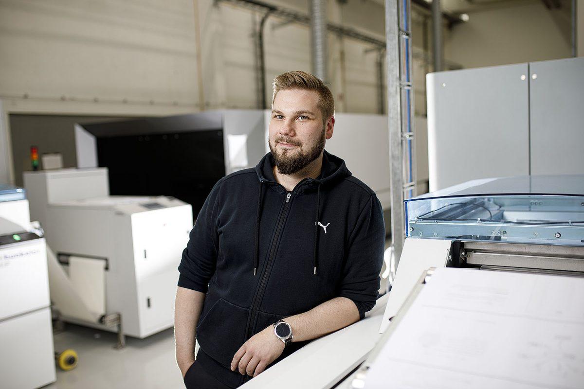 """OIVALTAJA: Juuso Vuorinen: """"Kouluttauduttava, jos tähän hommaan hakeutuu"""""""