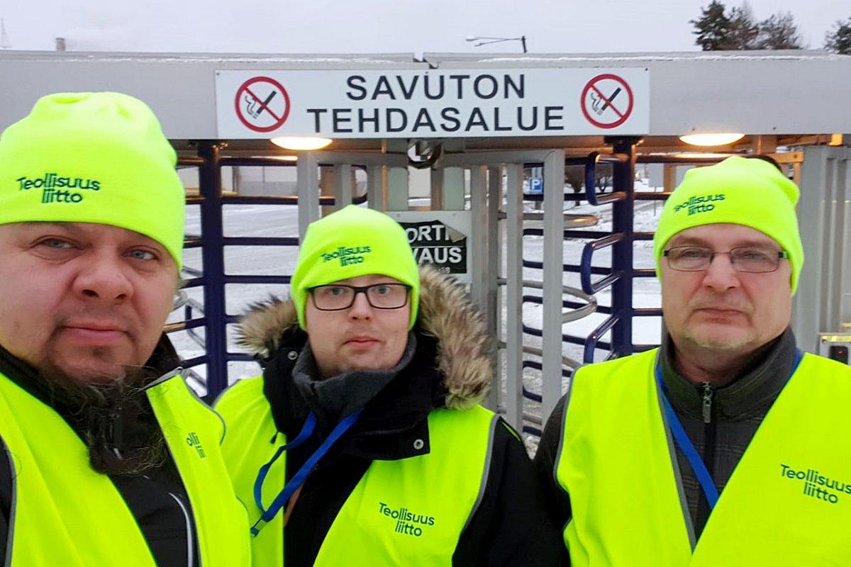 """LAKOSSA 9.–11.12. Suolahden Metsä Woodilla: """"Metsäteollisuus ry:n uhkailut eivät hetkauta"""""""
