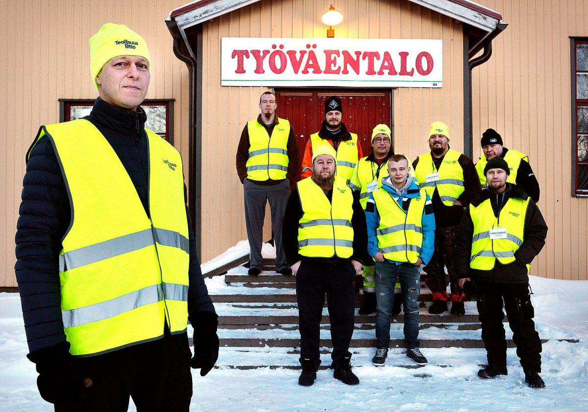 """LAKOSSA 27.1.–23.2. Haapajärven Ha-Sa:lla: """"Kumppani neuvottelusta puuttuu"""""""