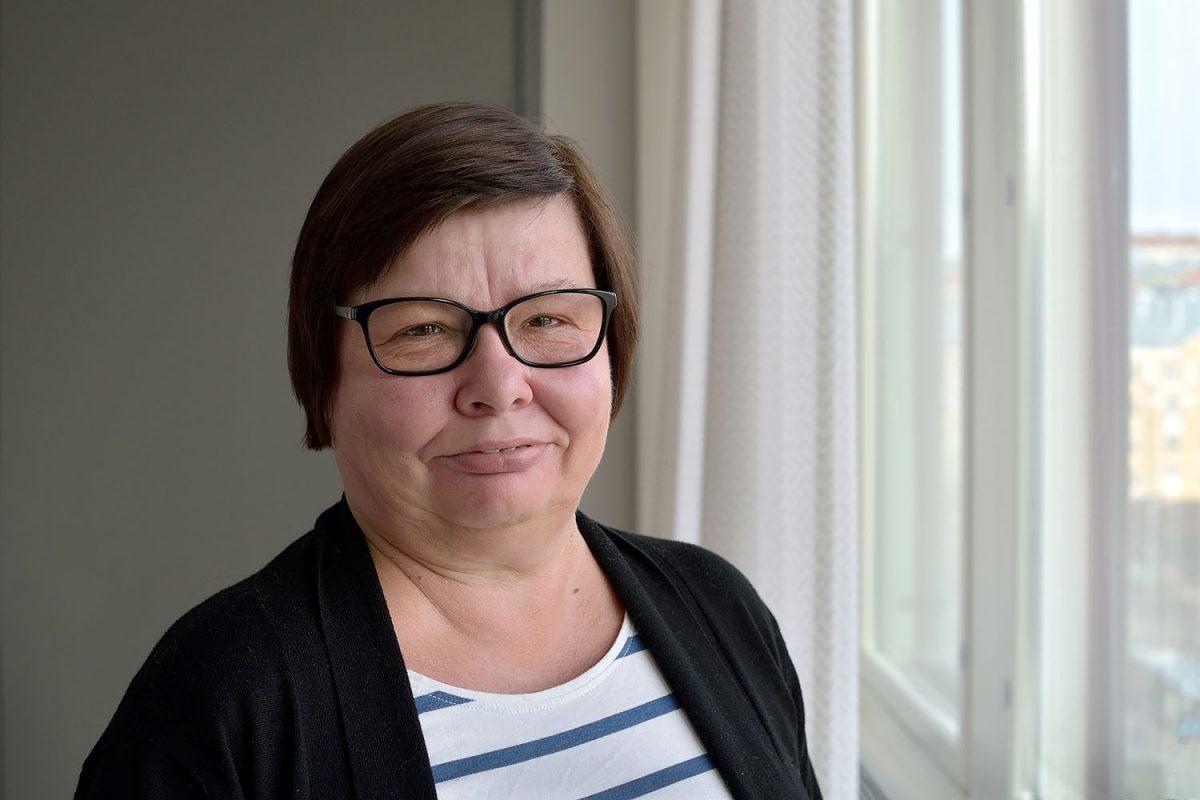 Nina Laine: Työ muuttuu – edunvalvonta säilyy