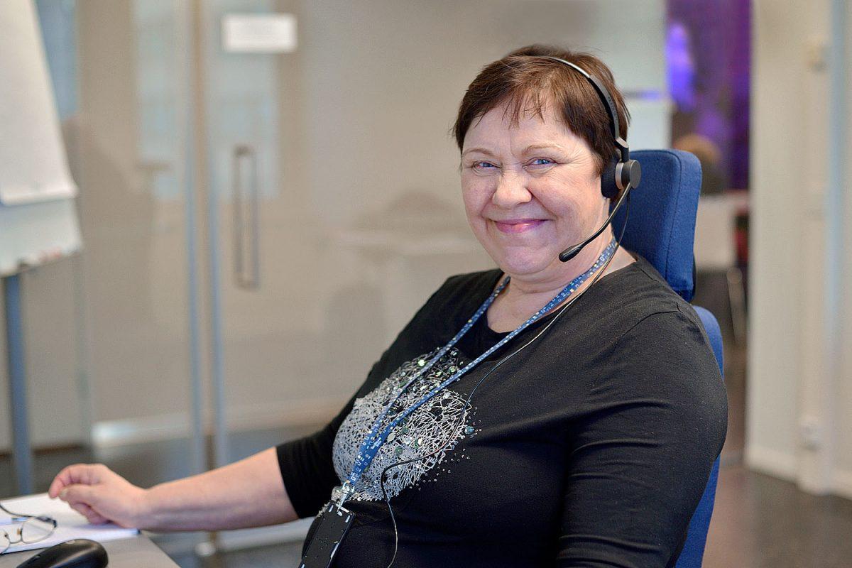 Arja Salo: AY-klinikalta ensiapu ammattiosastojen pulmatilanteisiin