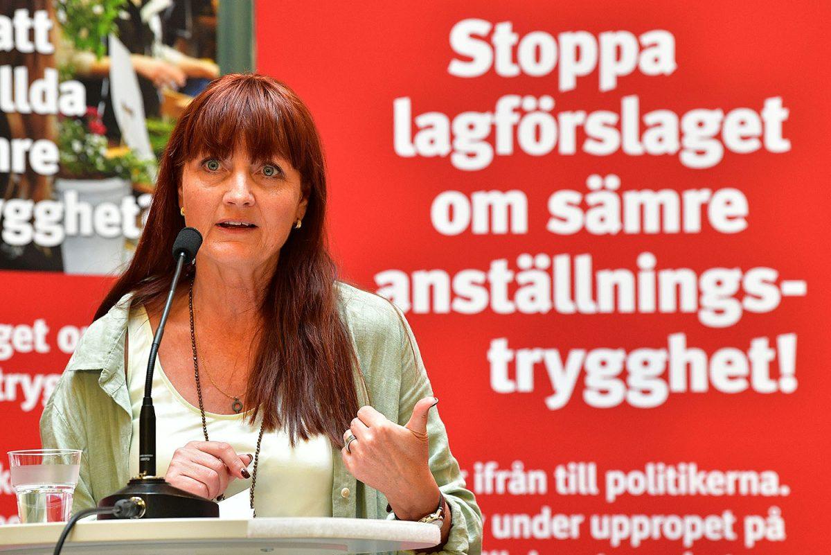 Svenska IF Metall ställer in kongress efter kritik från Tegnell