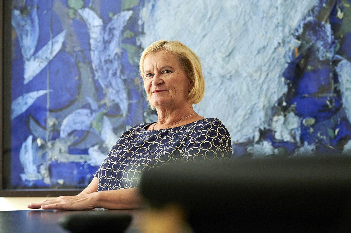 NÄKIJÄ: Marjo Miettinen: Luottamusmiehenä kasvaa ongelmien ratkojaksi