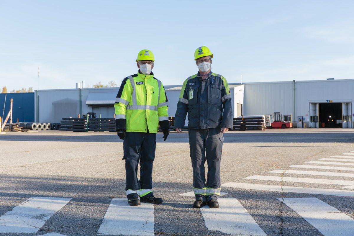 """Rörfabriken i Lappvik inne på slutrakan – """"Vi har gått igenom förtvivlan, ilskan, hoppet och maktlösheten"""""""