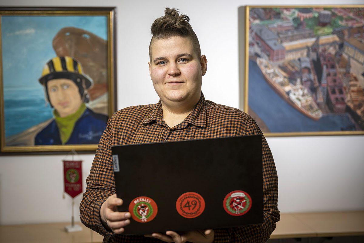 """TOIMIJA: Laura Aalto: """"Parasta on soittaa luottamusmiehille"""""""