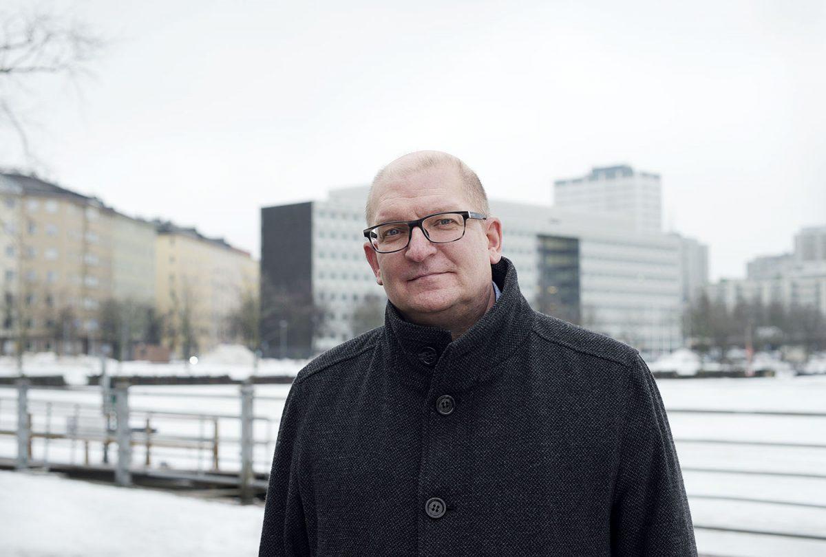 KUNTAVAALIT: Riku Aalto: Kunnissa päätetään ihmisten arjesta