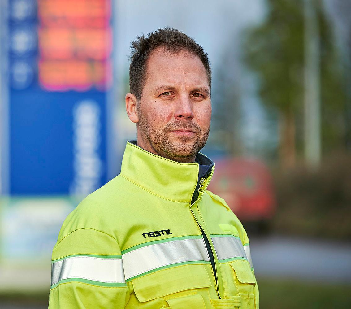 Neste valde Rotterdam – I Borgå väntar personalen på konkreta utvecklingsplaner