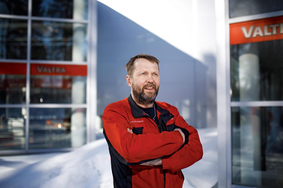 """TOIMIJA: Jarmo Liimatainen: """"Moneltako päivältä on maksettu?"""""""