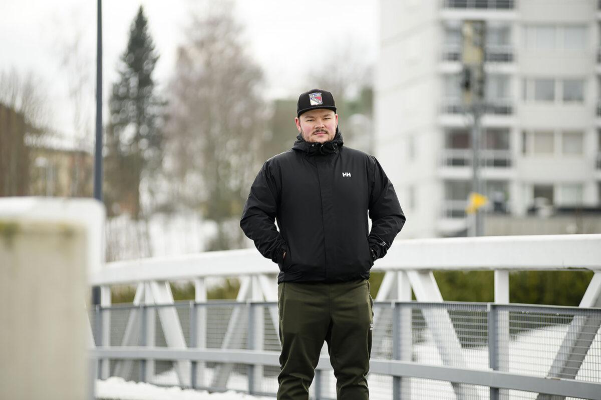"""OIVALTAJA: Henri Åkerlund: """"Työntekijällä on oikeus pidättäytyä vaarallisesta työstä"""""""
