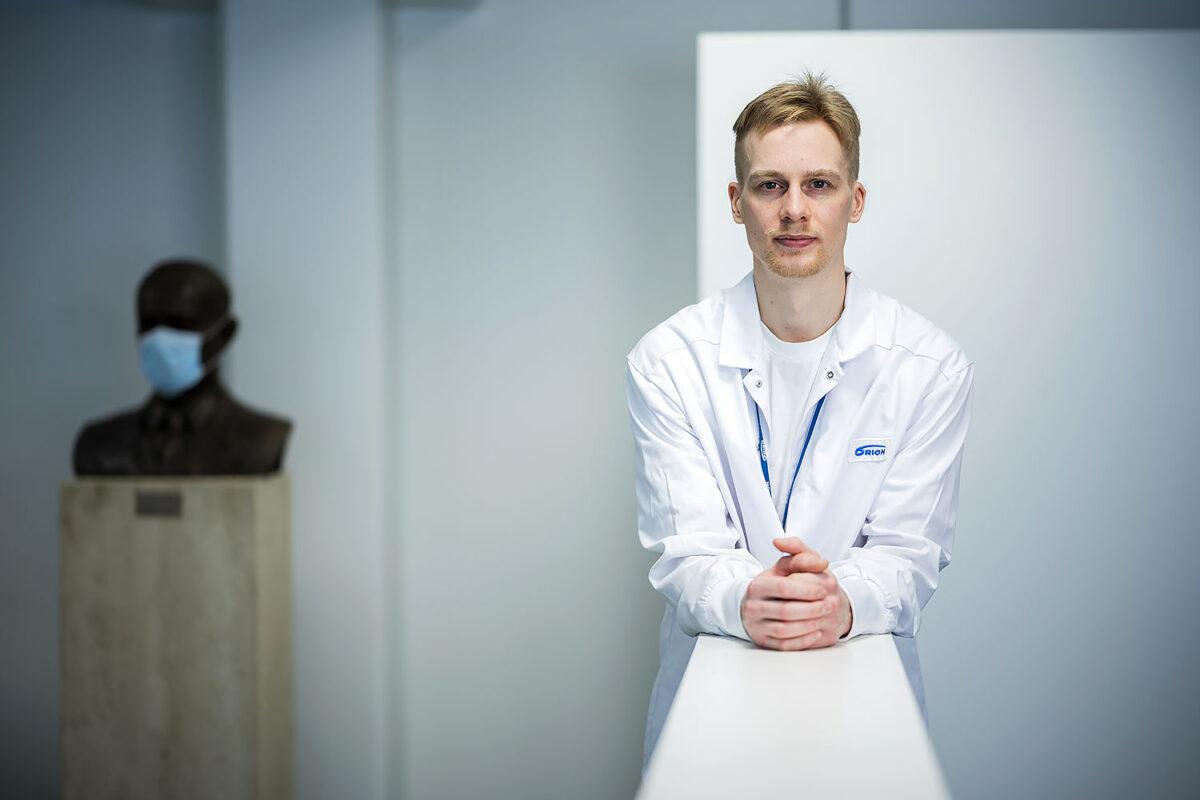 """OIVALTAJA: Jarno Silvonen: """"Perusvalmiudet ja ensisysäys luottamusmiehen tehtäviin"""""""