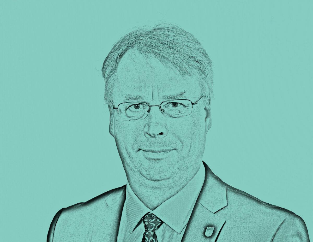 VIERAILIJA: Harri Järvinen: Perustuslaki suojelee myös työvoimaa