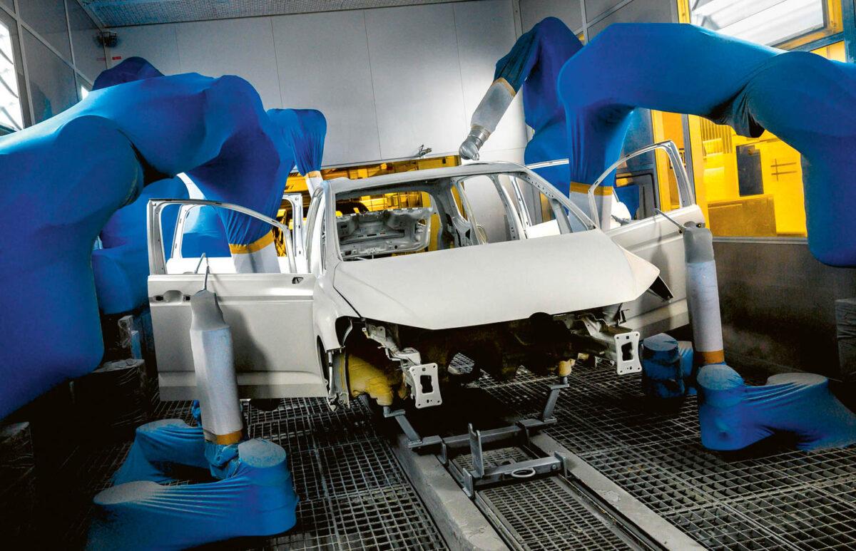 MAAILMA: Lernfabrik inhimillistää uutta teknologiaa