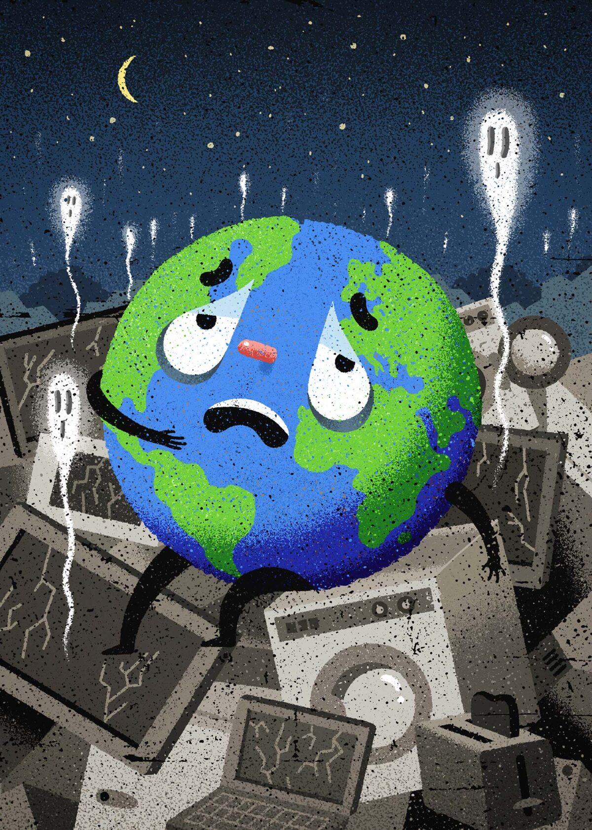Kiertotalous – vai kolmas maapallo?