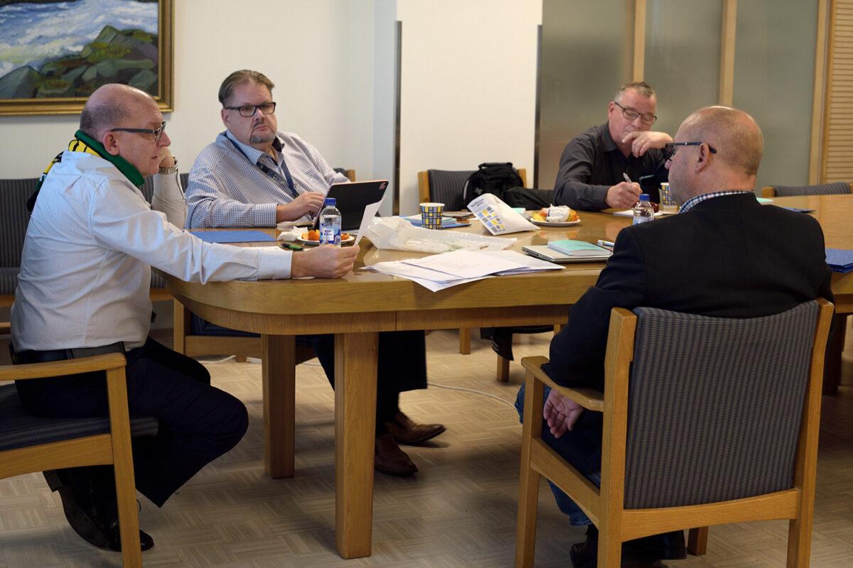 Riku Aalto: Teollisuusliitto ei voi ostaa työmarkkinasikaa säkissä – neuvotteluille ei vielä edellytyksiä